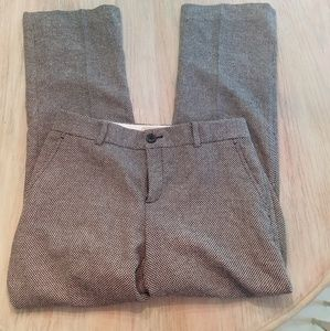 Women's 4 petite BANANA REPUBLIC dress pants